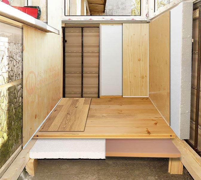 остекление балконов в смоленске недорого