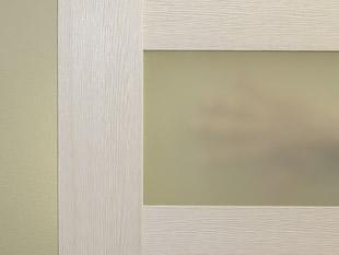 сатиновое стекло в двери