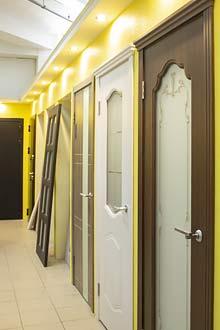Межкомнатные двери в СПб фото