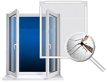Москитная сетка на пластиковые окна картинки 10