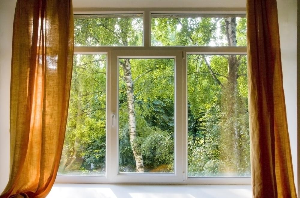 Фото пластиковое окно дизайн