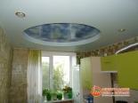Установленный многоуровневый потолок - фото 2