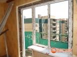 Установка профиля Blitz в окно и балконную дверь