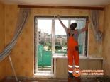 Замер проема окна с балконом в доме 137 серии