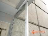 Процесс отделки потолка и стен балкона