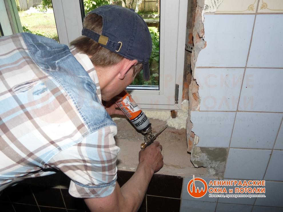 Текущий ремонт герметизация швов