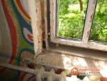 Установка пластикового окна - крепление конструкции