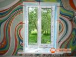 Установленное пластиковое окно в Гатчине