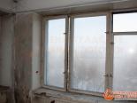 Подготовка к демонтажу старого окна