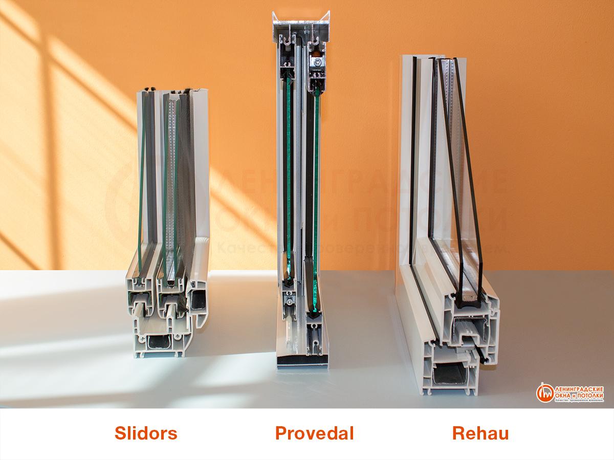 Алюминиевое остекление балконов и лоджий, пластиковое остекл.