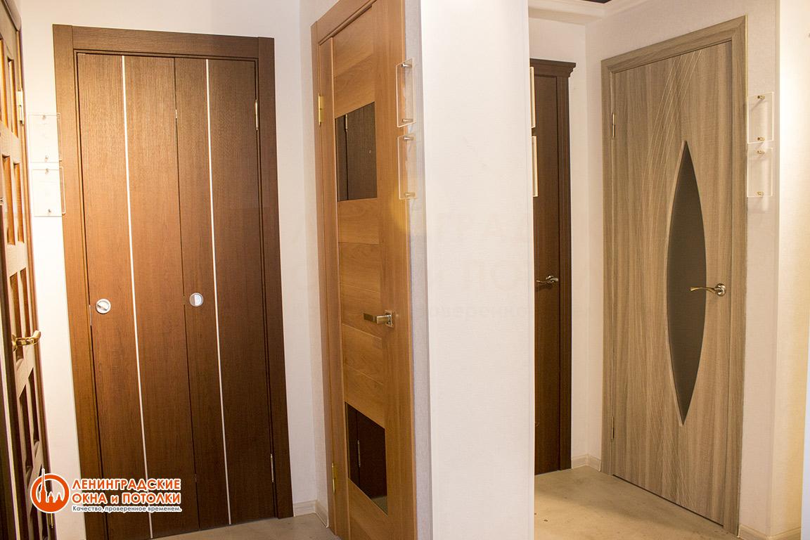межкомнатные двери от производителя в СПб