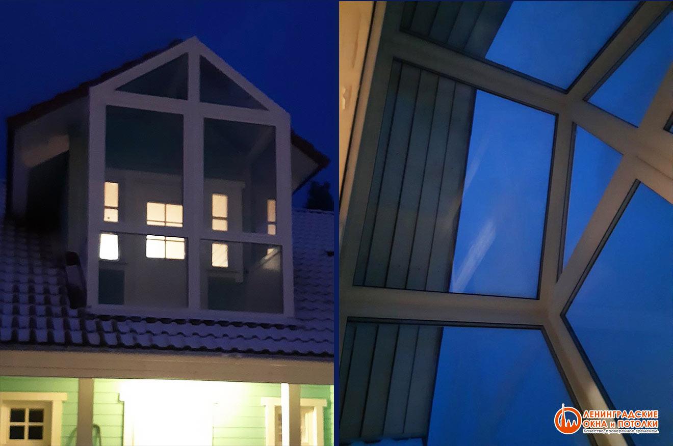 Окна для дачи дёшево
