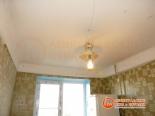 Фото потолка перед установкой многоуровневой конструкции
