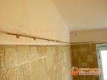 Крепление профиля к стене дюбелями - фото 2