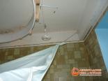 Подготовка проводки точечного светильника