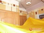 Этап установки натяжного потолка в прихожей - фото 2