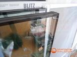 Фото стеклопакетов Blitz перед установкой