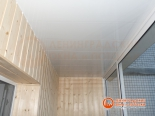 Фото обшивки балкона