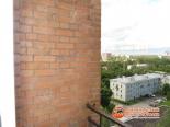 Незастекленный балкон перед установкой системы