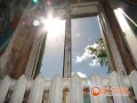 Этап установки окон в Гатчине