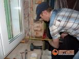 Проверка правильности монтажа пластикового окна