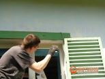 Заделка швов после установки окна снаружи