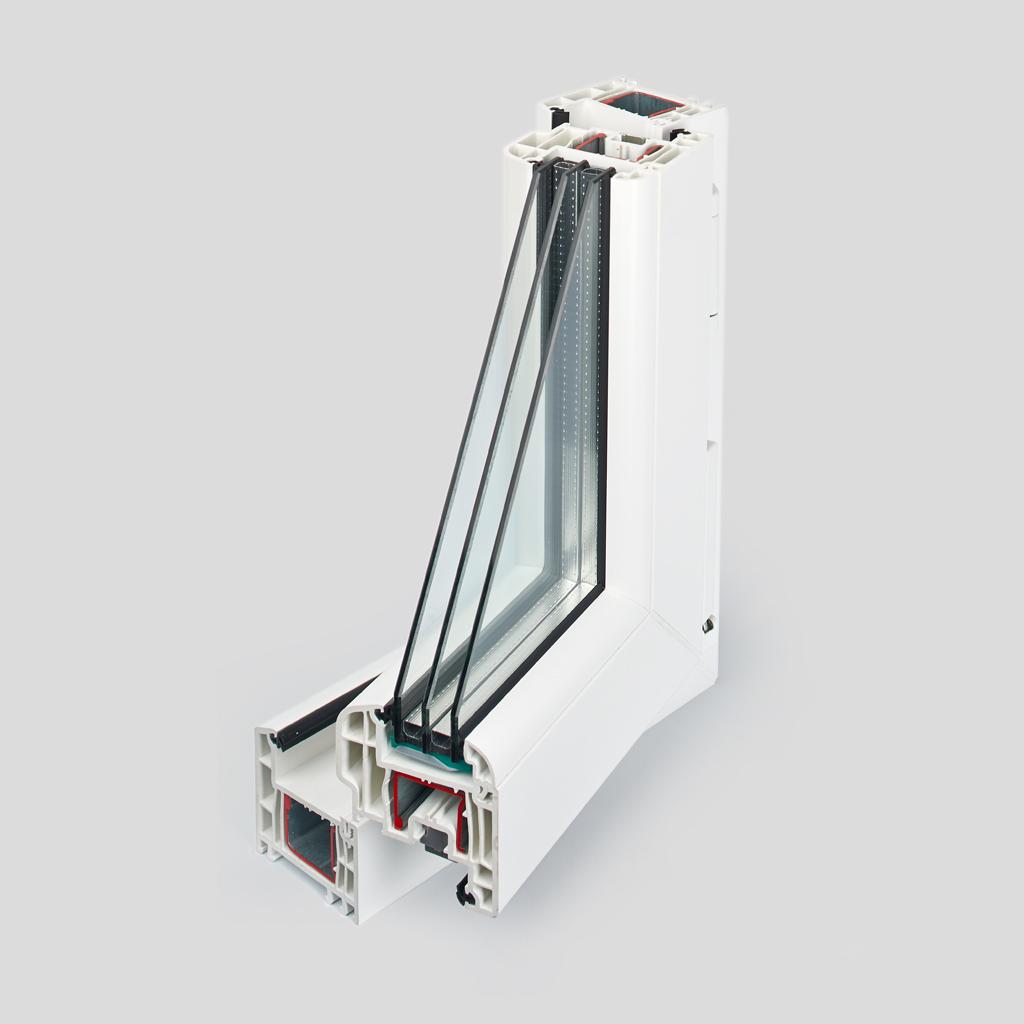 Окна BRILLANT-Design от Rehau